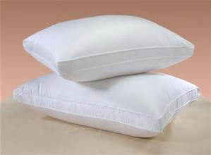dry clean a pillow?